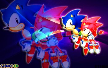 Computerspel - Sonic CD Wallpapers and Backgrounds ID : 486879