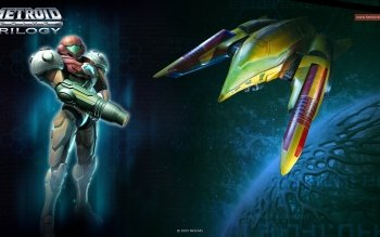 Video Game - Metroid Prime Trilogy Wallpapers and Backgrounds ID : 486993