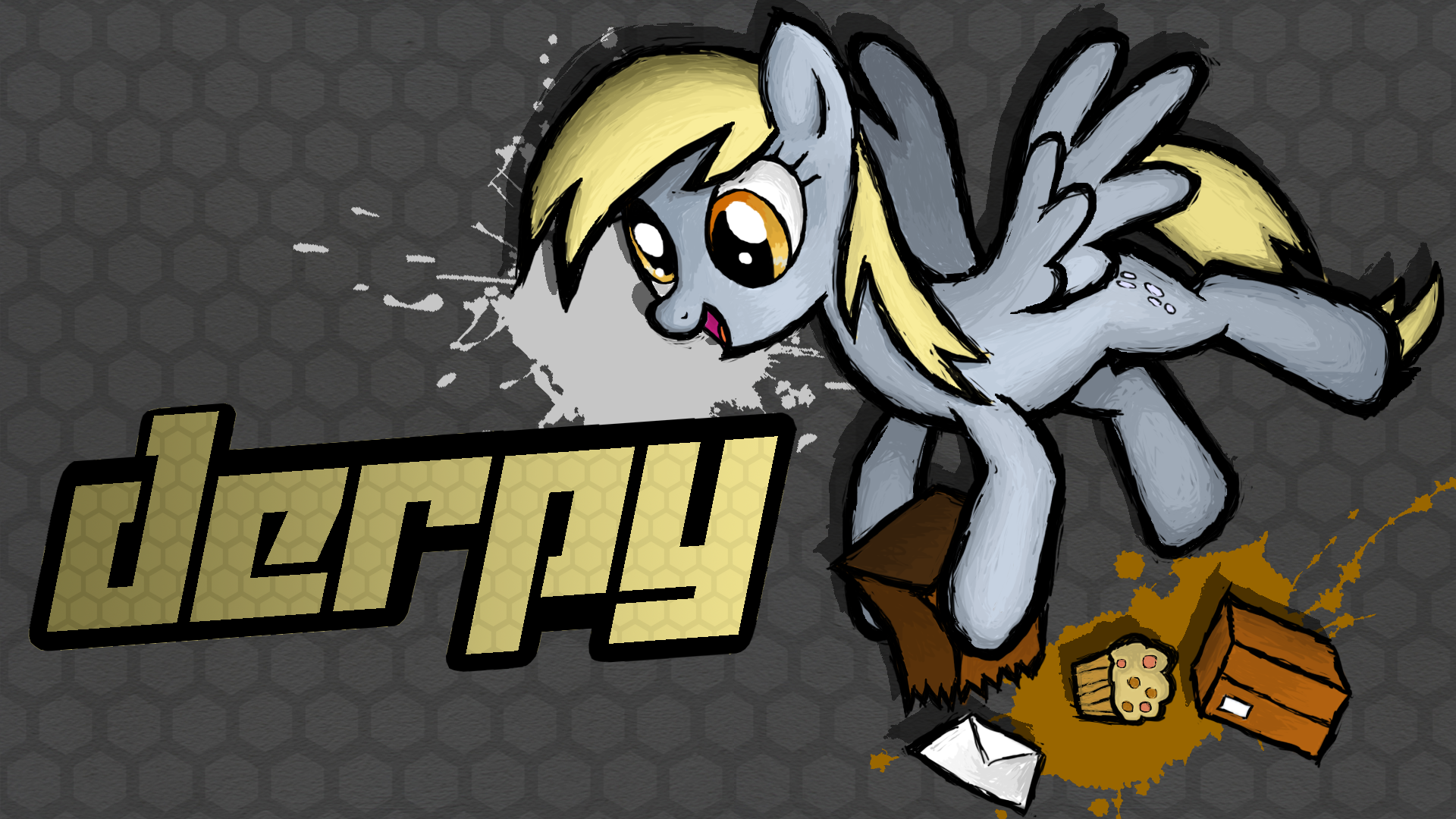 34 Derpy Hooves HD Wallpapers
