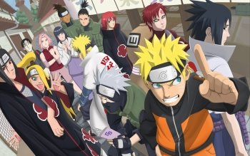Anime - Naruto Shippuden Wallpapers and Backgrounds