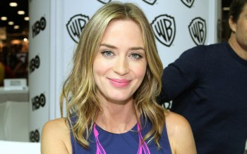 Celebrity - Emily Blunt Wallpapers and Backgrounds ID : 487655