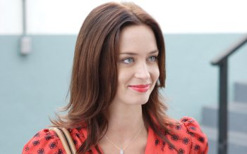 Celebrity - Emily Blunt Wallpapers and Backgrounds ID : 487657