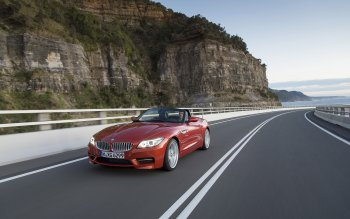 Fahrzeuge - Bmw Z4 Wallpapers and Backgrounds ID : 487715