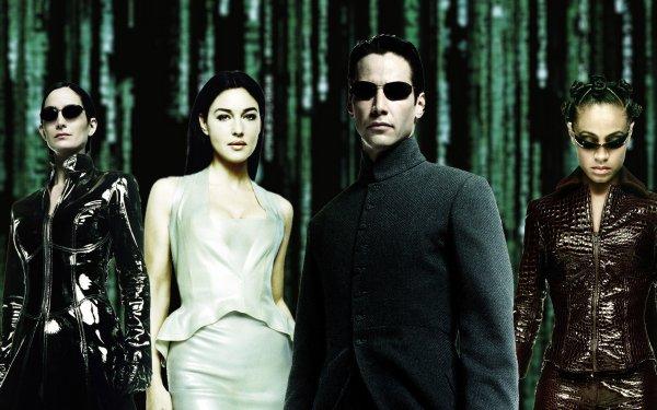 Movie The Matrix Reloaded The Matrix HD Wallpaper | Background Image