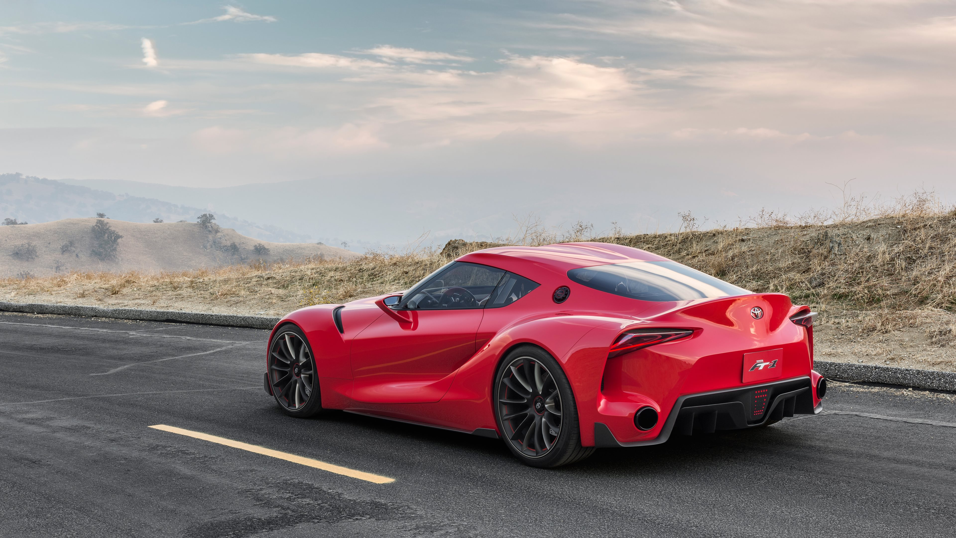 toyota ft1 computer wallpapers desktop backgrounds