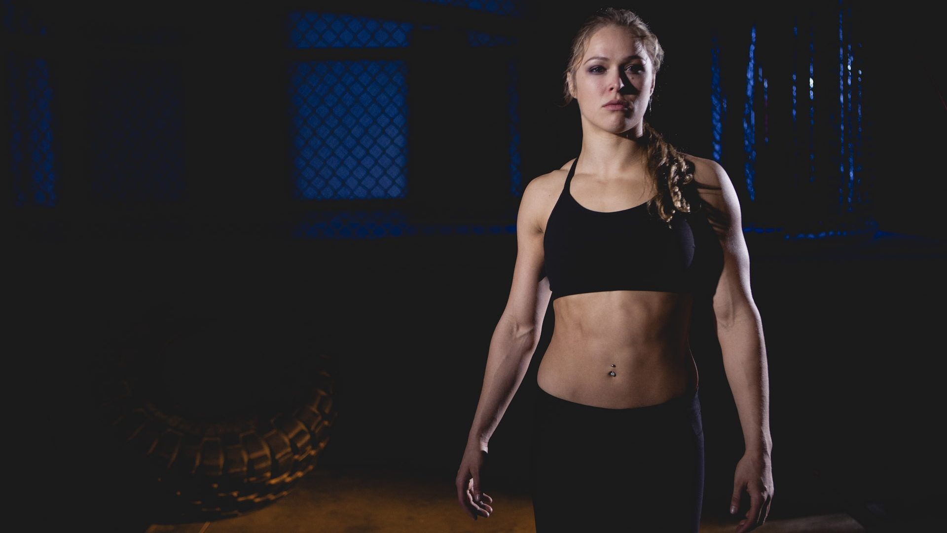 Ronda Rousey HD Wallpaper   Background Image   1920x1080   ID:488511 - Wallpaper Abyss