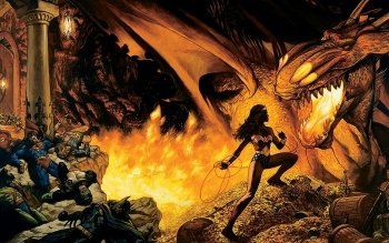 Comics - Wonder Woman Wallpapers and Backgrounds ID : 488132