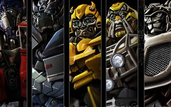 Movie - Transformers Wallpapers and Backgrounds ID : 488837