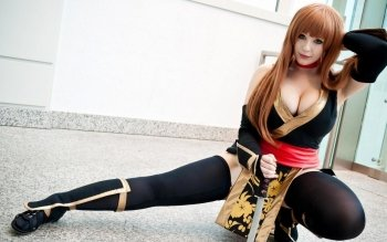 Women - Cosplay Wallpapers and Backgrounds