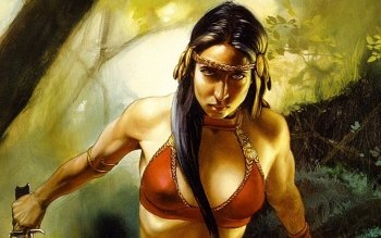 Fantasy - Women Warrior Wallpapers and Backgrounds ID : 489809