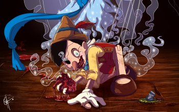 Fantasy - Pinocchio Wallpapers and Backgrounds ID : 490043
