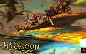 Video Game - Legend Of Dragoon Wallpapers and Backgrounds ID : 490555