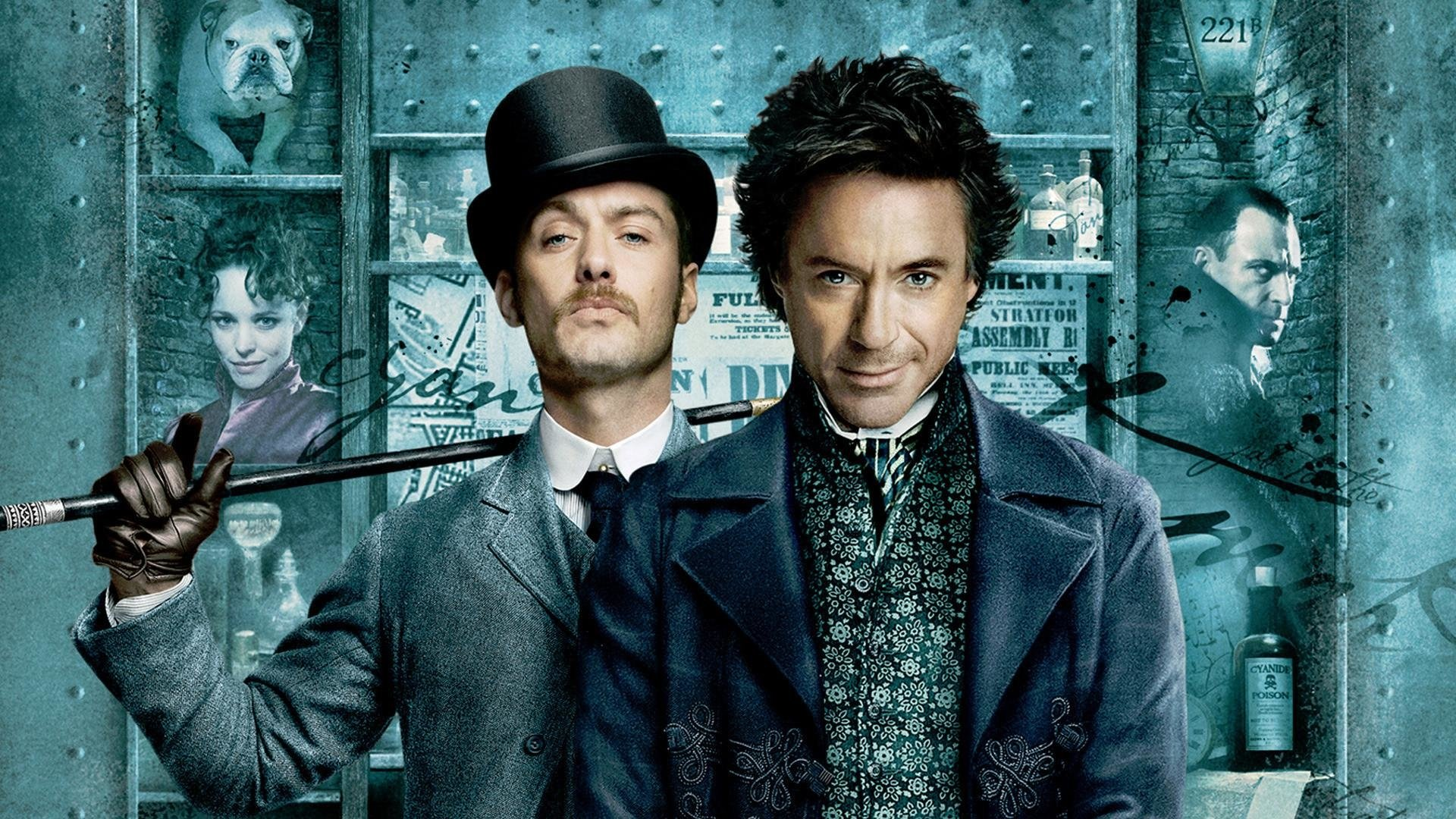 Sherlock Holmes HD Wallpaper | Background Image | 1920x1080 | ID:491597 -  Wallpaper Abyss