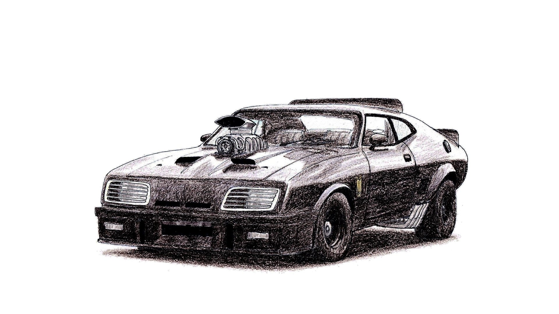 Mad Max MFP Interceptor #3 by hankypanky68 ...