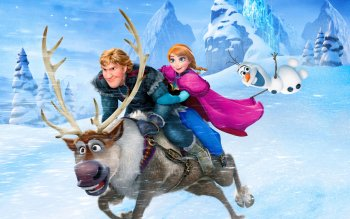 Movie - Frozen Wallpapers and Backgrounds ID : 491306