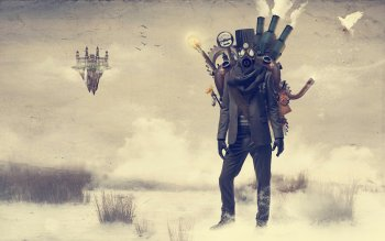 Science-Fiction - Steampunk Wallpapers and Backgrounds ID : 491557