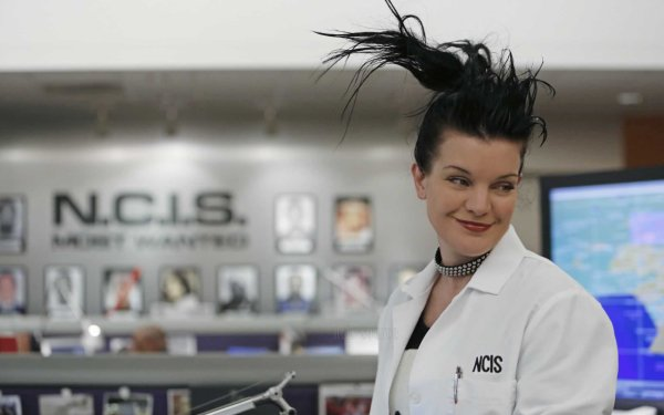 TV Show NCIS Pauley Perrette Abby Sciuto HD Wallpaper | Background Image