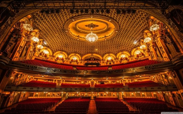 Man Made Sydney State Theatre Theatre HD Wallpaper | Background Image