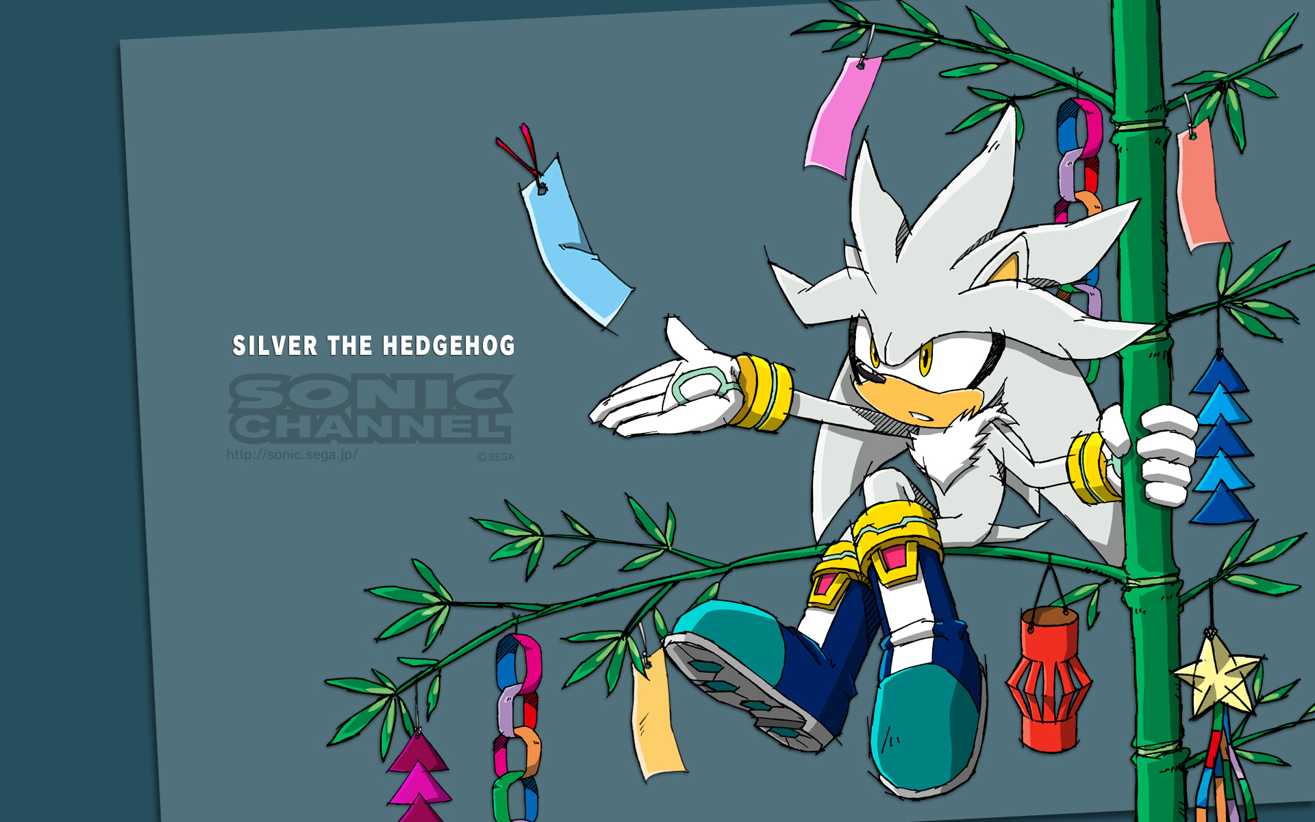 Sonic The Hedgehog 2006 Full HD Wallpaper And Background Image