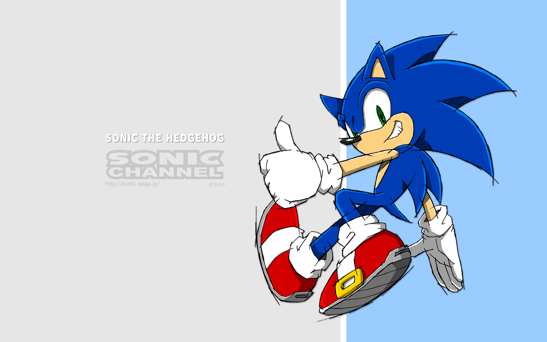Sonic The Hedgehog Hd Wallpaper Background Image 1920x1200 Id