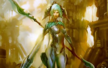 Fantasy - Women Warrior Wallpapers and Backgrounds ID : 492561