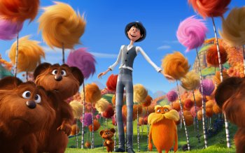 Movie - The Lorax Wallpapers and Backgrounds ID : 492769