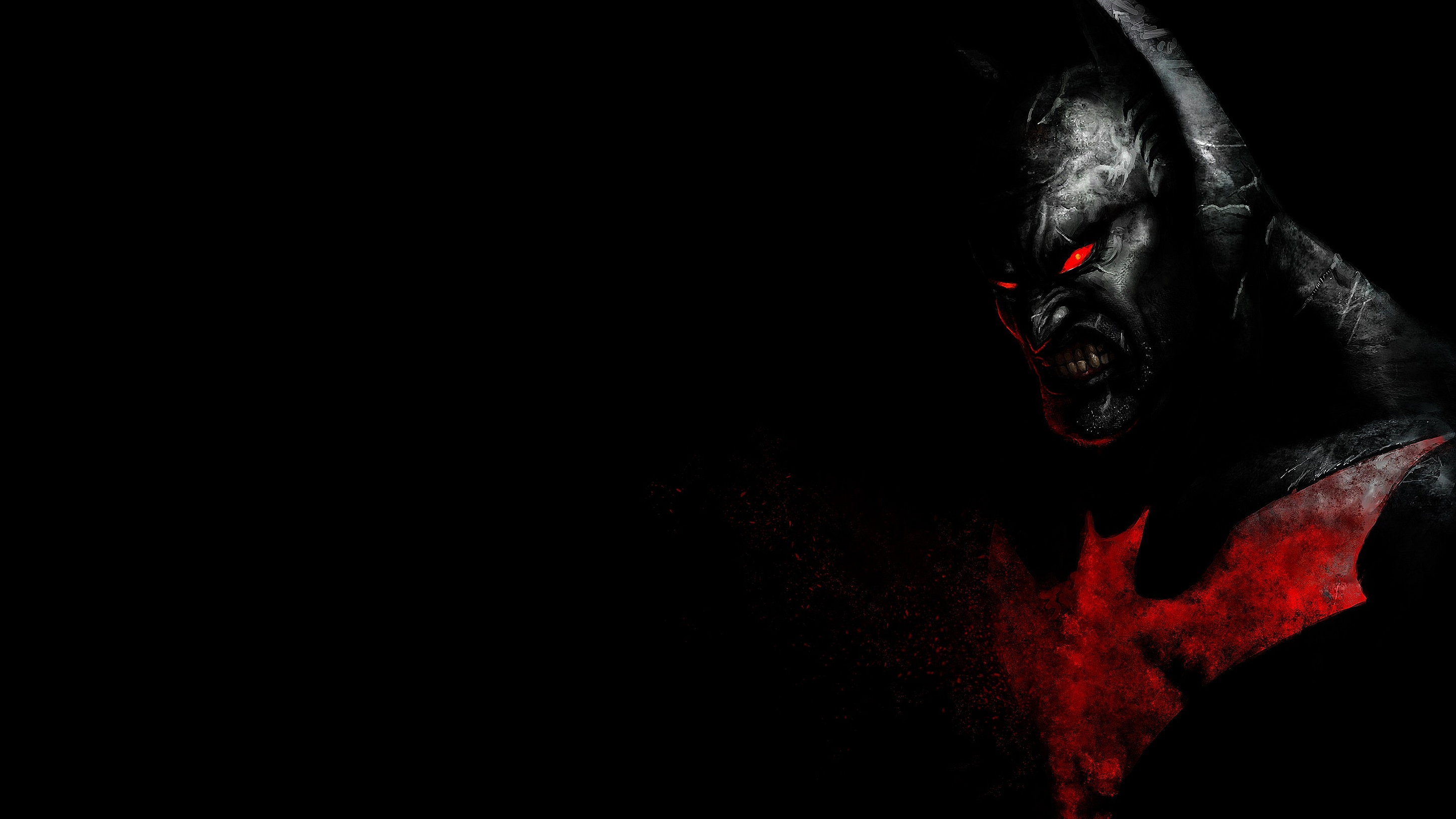 41 batman beyond hd wallpapers | background images - wallpaper abyss