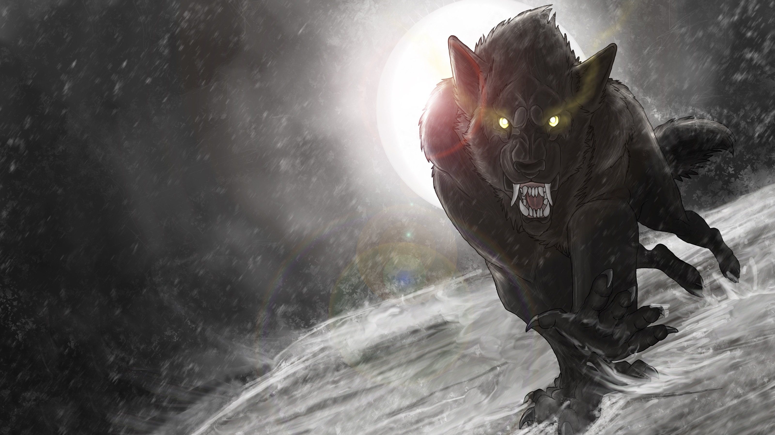 werewolf computer wallpapers desktop backgrounds