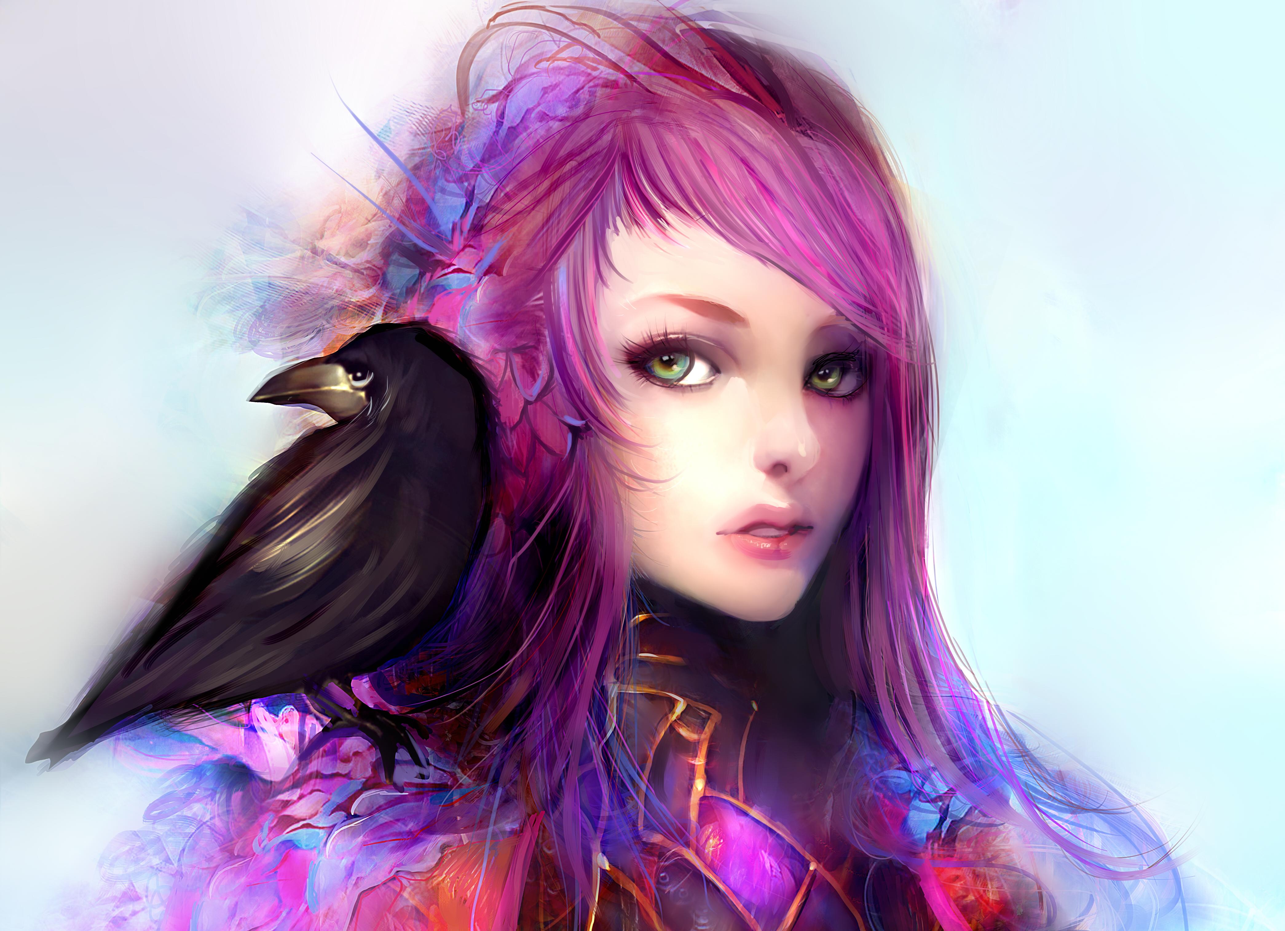Hair art wallpaper