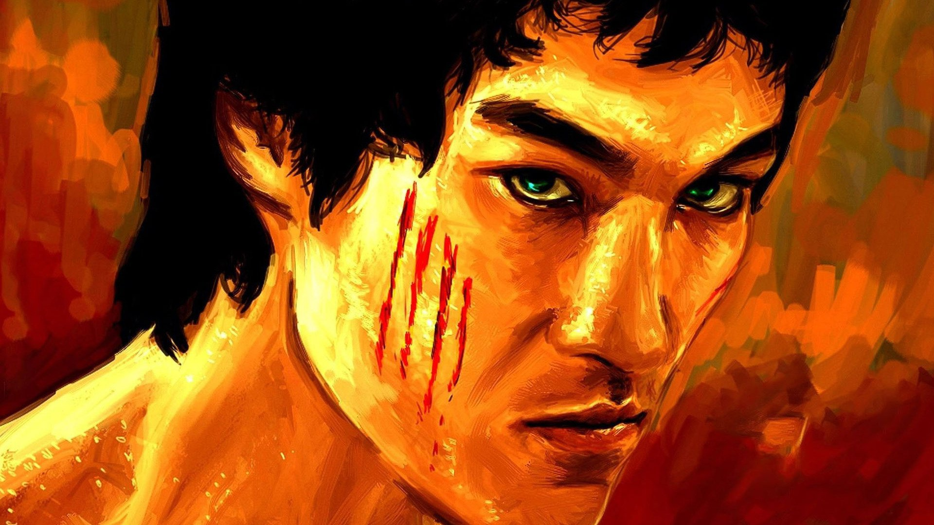 47 Bruce Lee Hd Wallpapers Background Images Wallpaper Abyss