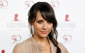 Celebrity - Rashida Jones Wallpapers and Backgrounds ID : 493044