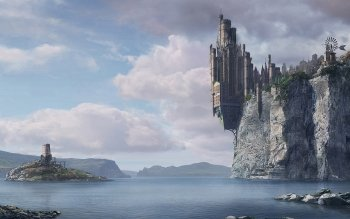 Fantasy - Castle Wallpapers and Backgrounds ID : 493132