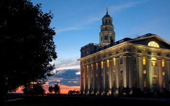 Religious - Nauvoo Temple Wallpapers and Backgrounds ID : 493275