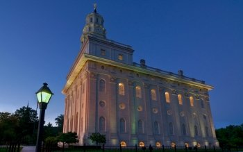 Religious - Nauvoo Temple Wallpapers and Backgrounds ID : 493285