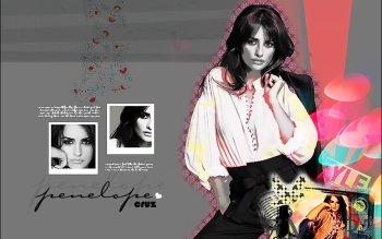 Berühmte Personen - Penelope Cruz Wallpapers and Backgrounds ID : 493852