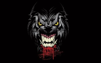 Dark - Werewolf Wallpapers and Backgrounds ID : 493900