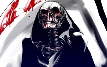 Dark - Skull Wallpapers and Backgrounds ID : 494101