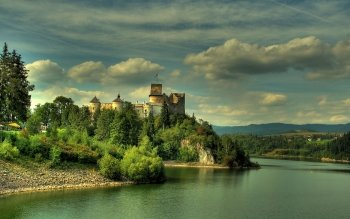 Man Made - Niedzica Castle Wallpapers and Backgrounds ID : 494385