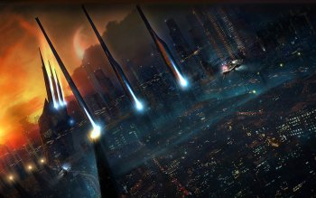 Sci Fi - City Wallpapers and Backgrounds ID : 494744