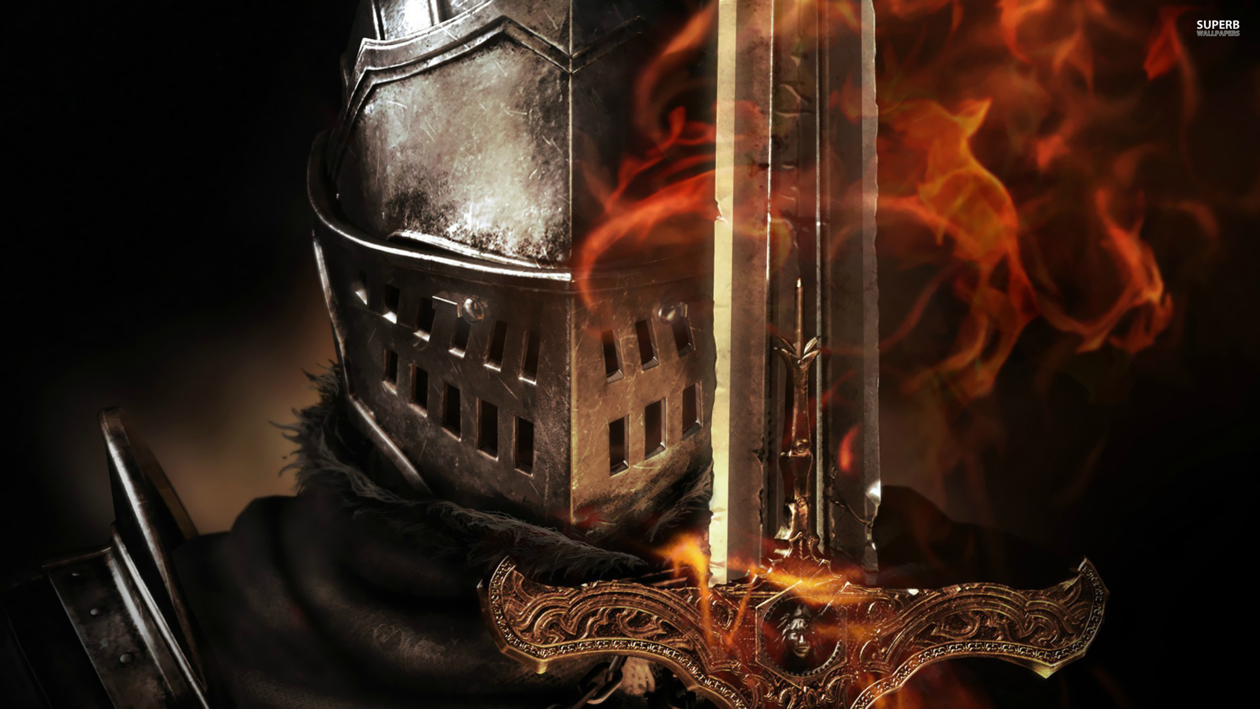 dark souls wallpaper breaking - photo #19