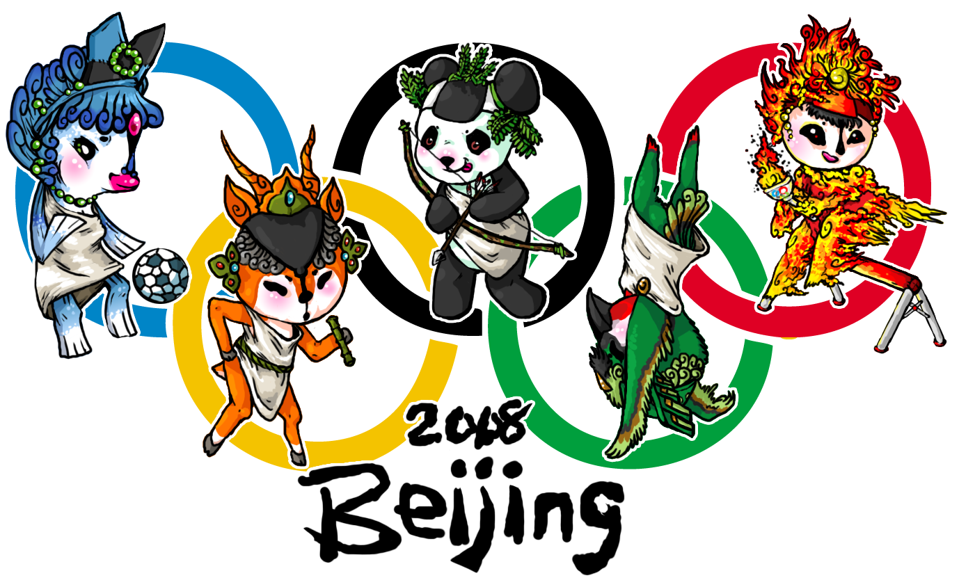 Summer Olympics Beijing 2008 Wallpaper and Background ...