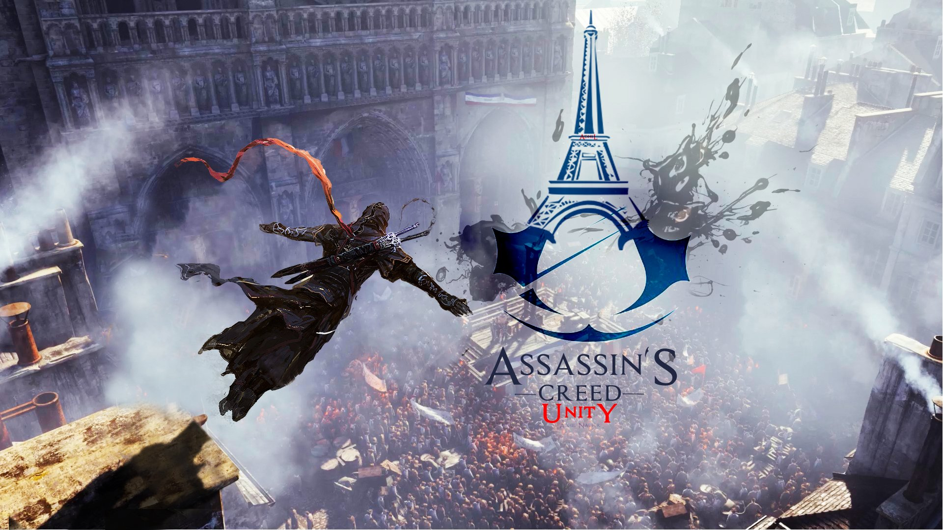 49 Assassin S Creed Unity Hd Wallpapers Background Images
