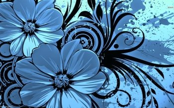 Artistic - Flower Wallpapers and Backgrounds ID : 495471