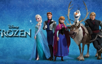 Movie - Frozen Wallpapers and Backgrounds ID : 495980