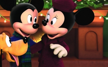 Cartoon - Mickey And Minnie Wallpapers and Backgrounds ID : 495996