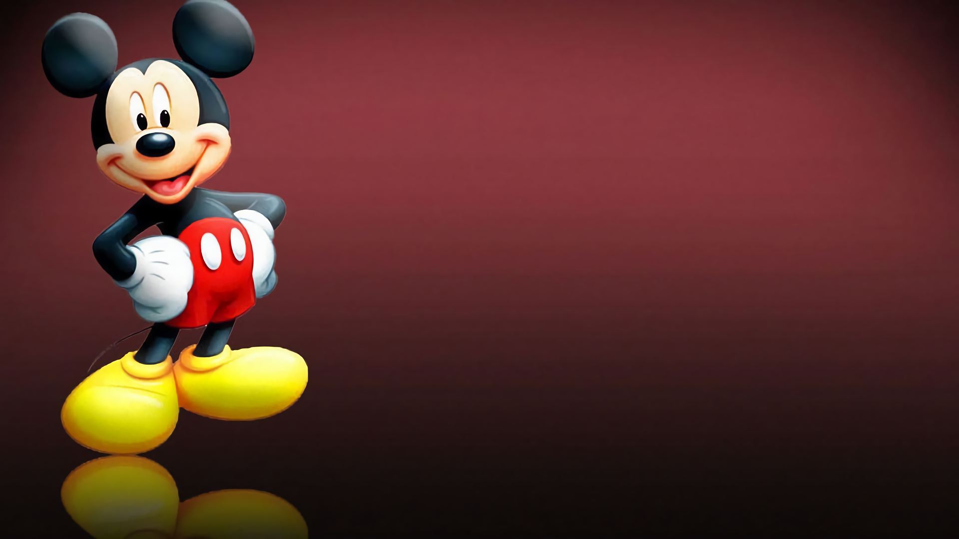 Mickey Mouse Hd Wallpaper Background Image 1920x1080 Id 496002