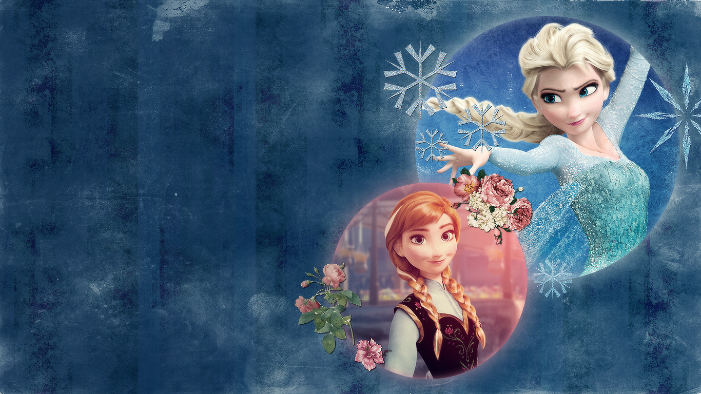 La reine des neiges fond d 39 cran and arri re plan 1366x768 id 496263 - Beautiful frozen computer wallpaper ...