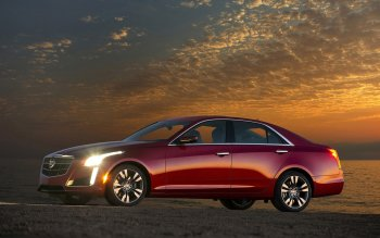 Fordon - Cadillac CTS Wallpapers and Backgrounds ID : 497347