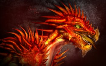 Fantasy - Dragon Wallpapers and Backgrounds ID : 497441