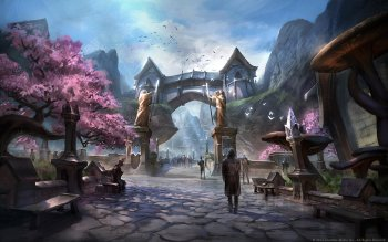 Video Game - The Elder Scrolls Online Wallpapers and Backgrounds ID : 497515